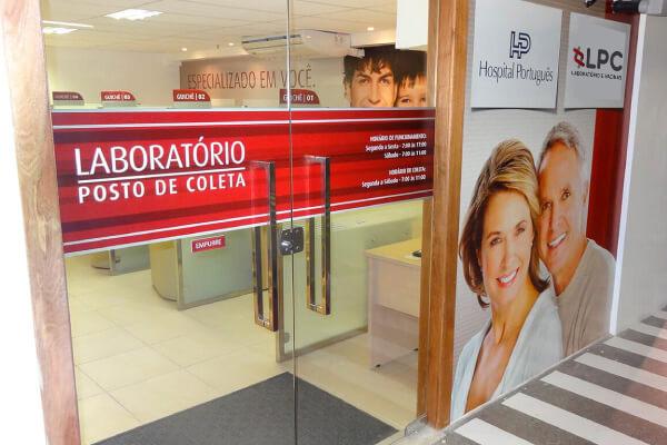 LPC Unidade Hospital Português