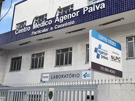 LPC Unidade Hospital Agenor Paiva